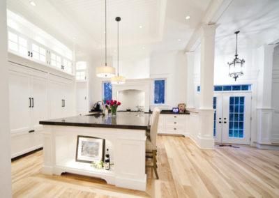 history-rich wide plank flooring