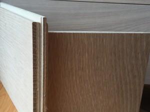 Logs End Cross Section Engineered Hardwood Floording