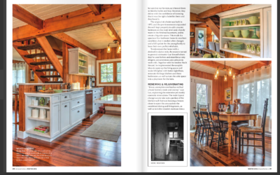 Logs End Flooring in The Après Effect – Ottawa at Home Magazine