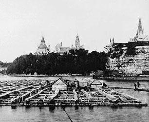 Canadian History – Lumberjack Scrimshaw Work