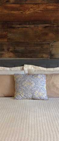 Reclaimed Barnboard and Beams