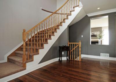 Pine and Walnut Flooring