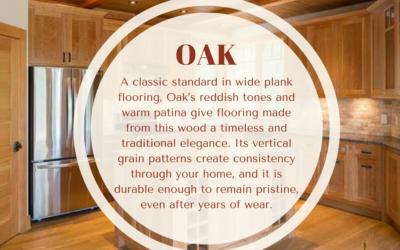 For the love of Oak Hardwood Flooring