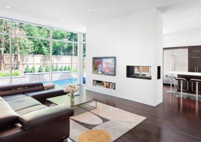 Oak Flooring - Fraser Infill