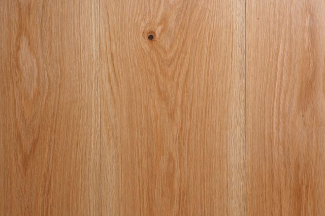 Natural mill run white oak hardwood