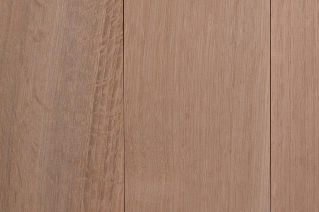 oiled white oak hardwood