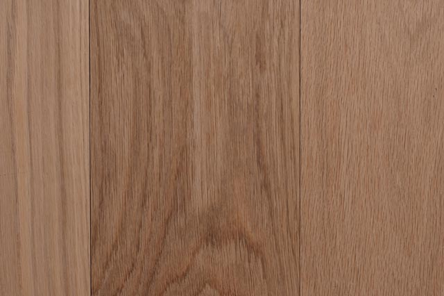 unfinished white oak flooring