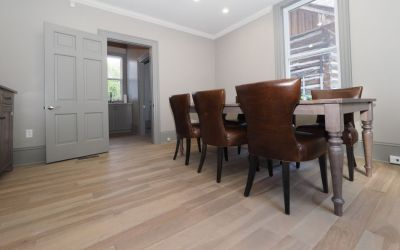 Yellow Birch Hardwood Flooring