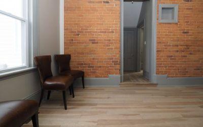 Natural Oil Finished Hardwood Flooring