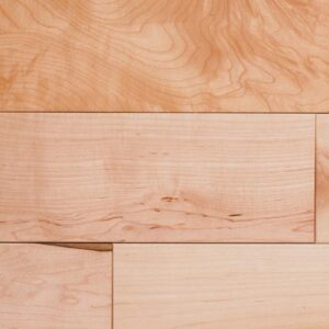 Maple - Natural UV hardwood