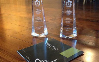 GOHBA SAMMY Awards