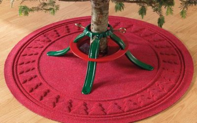 Protecting Hardwood Floors from Christmas Trees