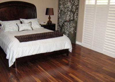 natural black walnut hardwood