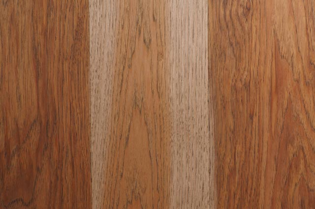 Hickory Hardwood Flooring From Logs End Solid And