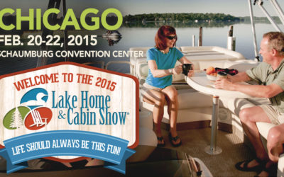 Logs End at Chicago Lake Home & Cabin Show