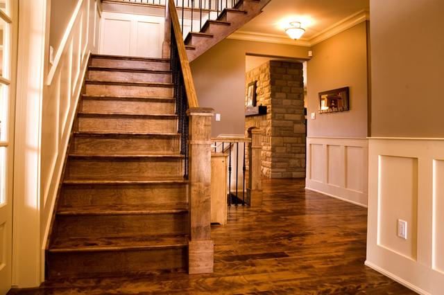 Selecting Hardwood Floors