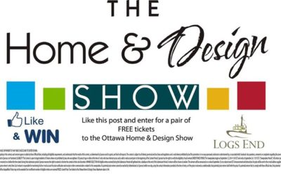 Logs End at The Home & Design Show in Ottawa