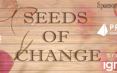 Logs End Supports SeeHearSpeak Seeds of Change