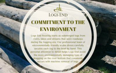 Logs End – Committed to the Environment