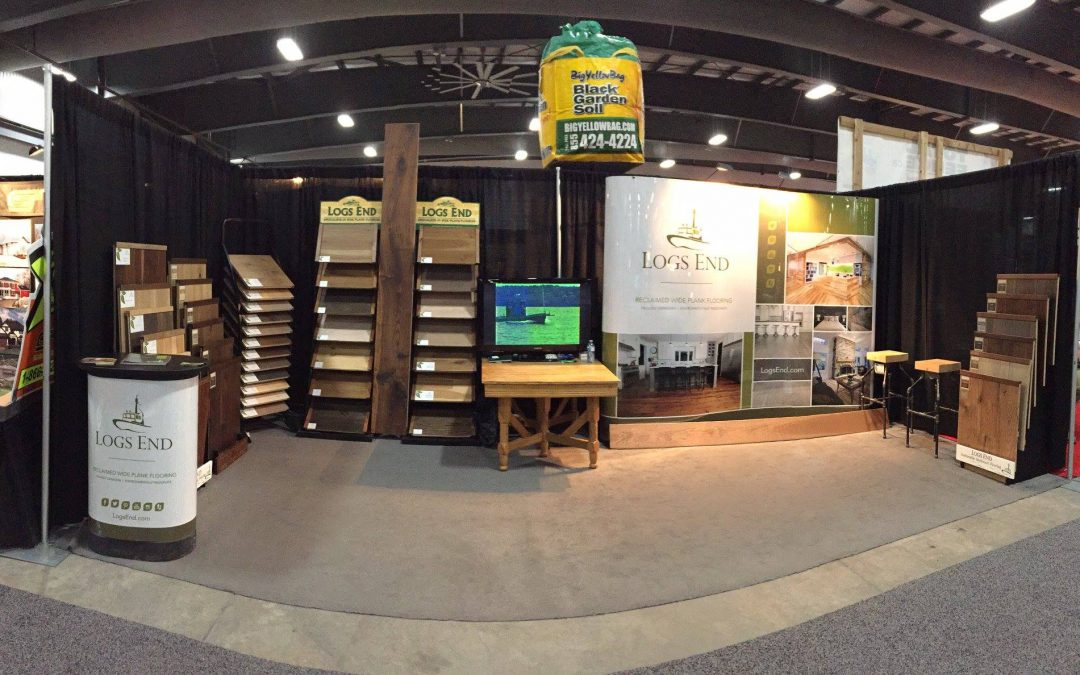Logs End at Ottawa Home + Garden Show 2017