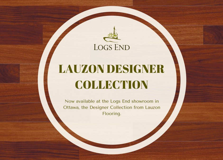 Lauzon Designer Collection Available at Logs End in Ottawa
