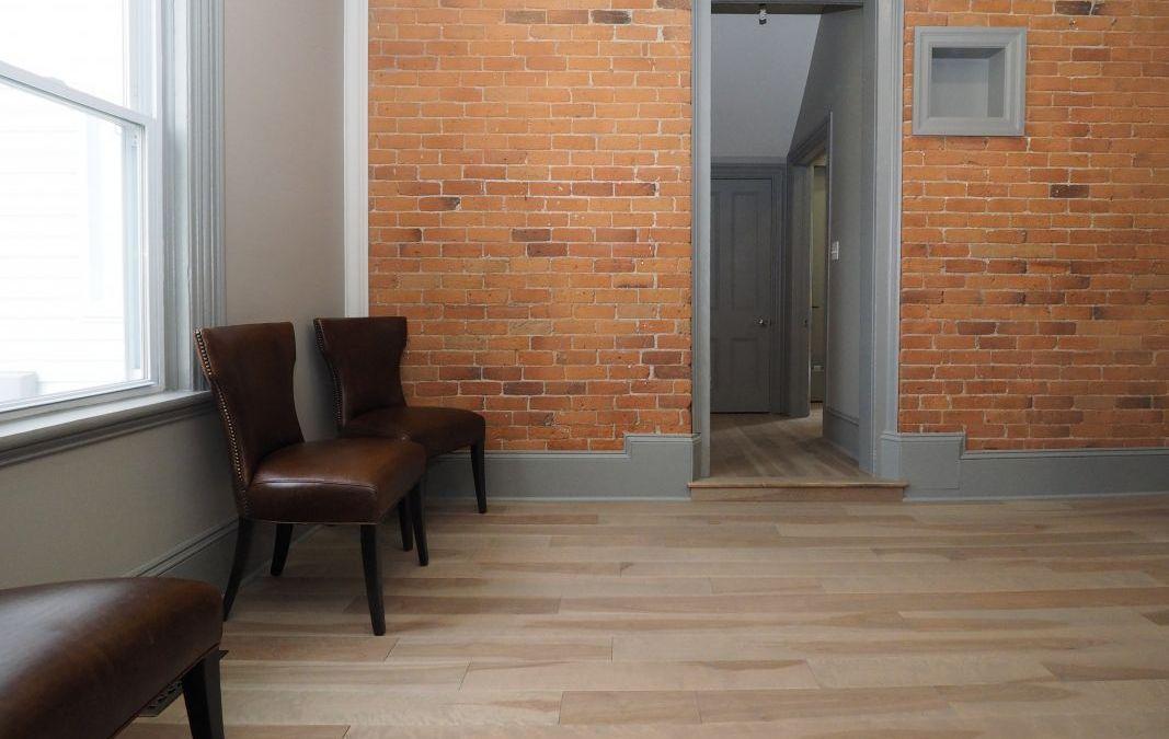 Logs End Oiled Wood Floors