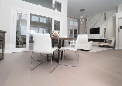 eQuinelle Logs End Engineered Select Maple Natural Oil Collection