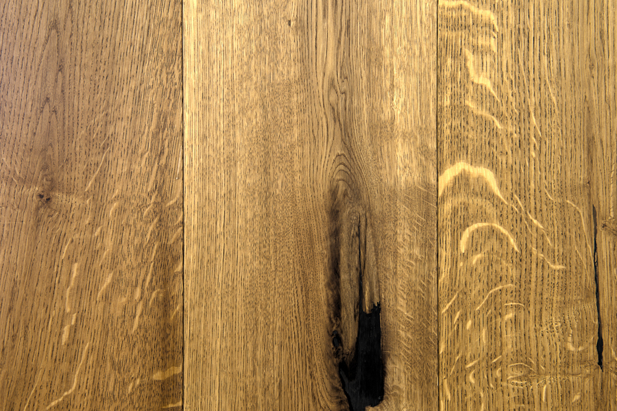 European French Cut Oak - Bryson - Natural Oil
