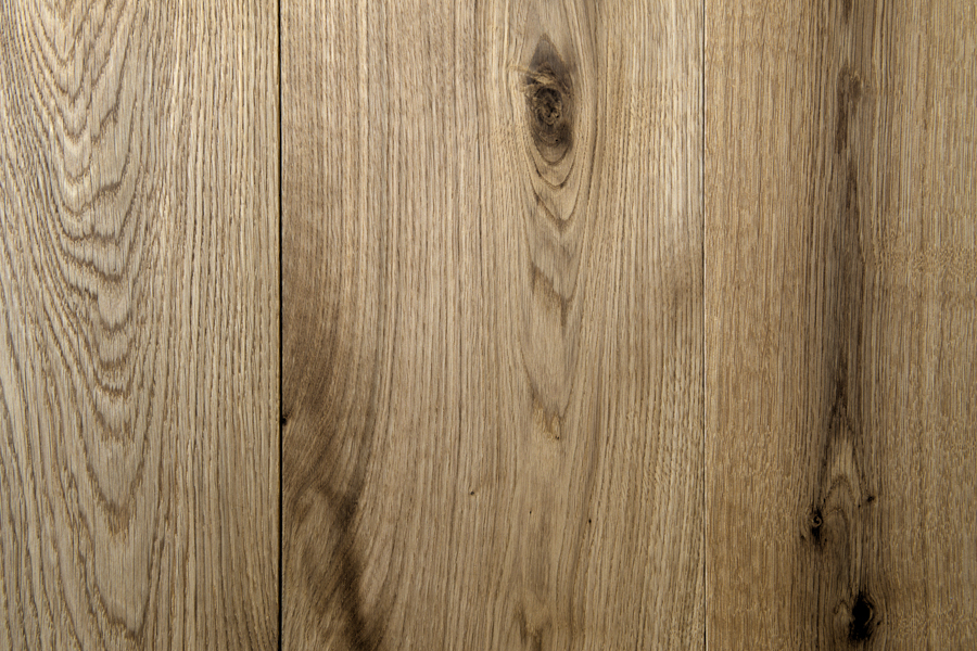 European French Cut Oak - Natural Oil