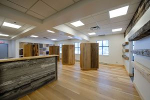 Logs End Opens New Showroom at 66 Iber Road Stittsville
