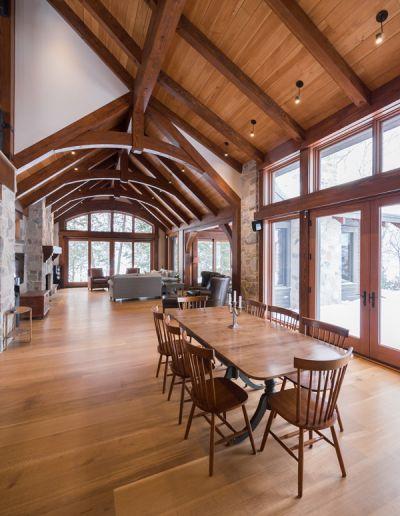 hardwood flooring white oak