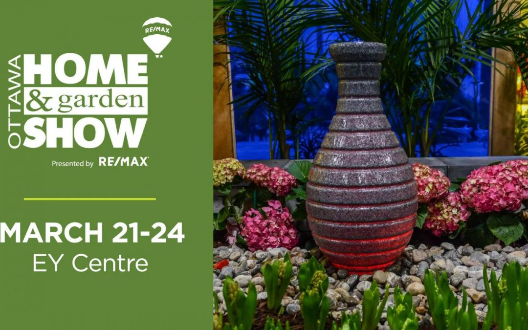 Find Us at the Ottawa Home & Garden Show