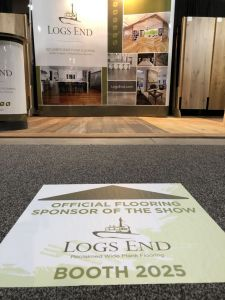 Logs End Flooring Sponsor