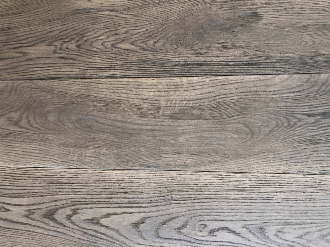 European French Cut Oak - Stone - Natural Oil