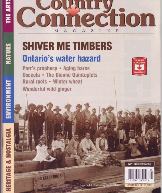 Shiver Me Timbers – The Country Connection 2009