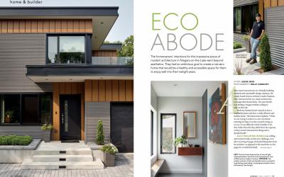 Eco Abode in Niagara-On-The-Lake