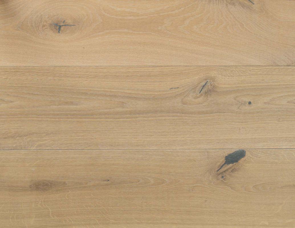 European French Cut Oak - Stone - Natural Oil