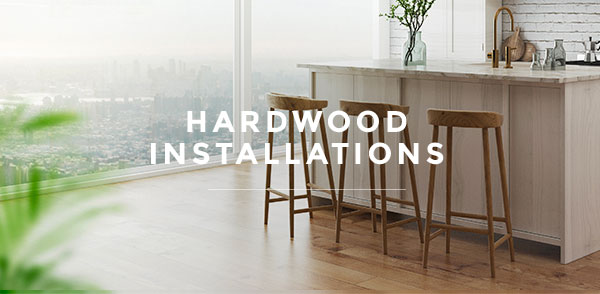 hardwood installations